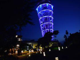 夏の夜の夕涼み散歩!「江の島灯籠2016」見どころガイド|神奈川県|トラベルjp<たびねす>
