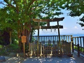 海神の総本社。「志賀海神社」は森と海に包まれた志賀島の神様|福岡県|トラベルjp<たびねす>