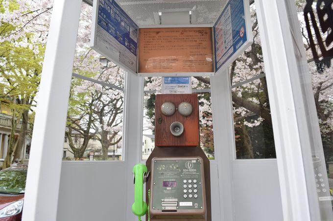 公衆電話は今も使用できる