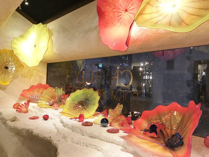 ヴェネチアン・グラス美術館と現代ガラス美術館を見て回ろう