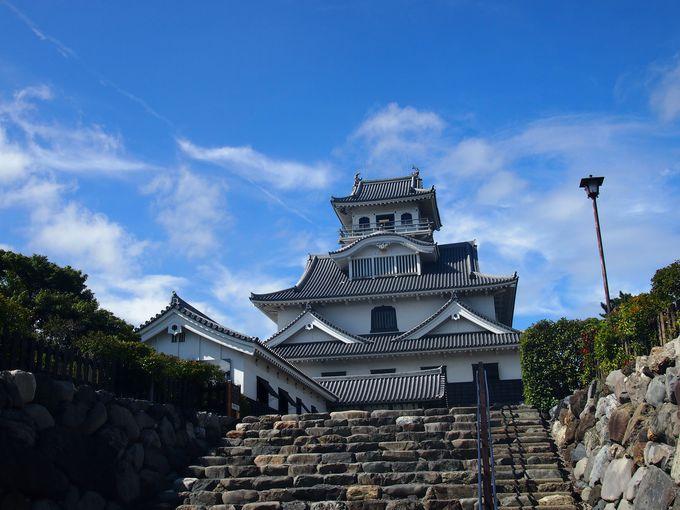 少し足を延ばして、長浜城へ!