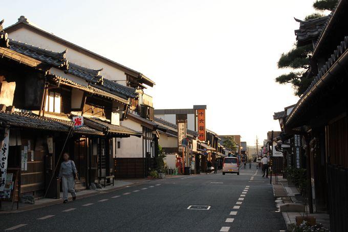 岐阜県美濃市で「うだつの上がる町並み」を歩こう!