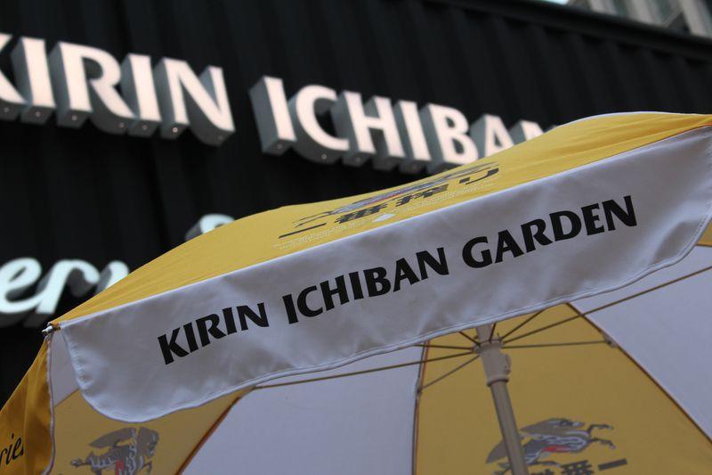キリン一番搾りガーデン東京 in 渋谷。オススメ東京のビアガーデン