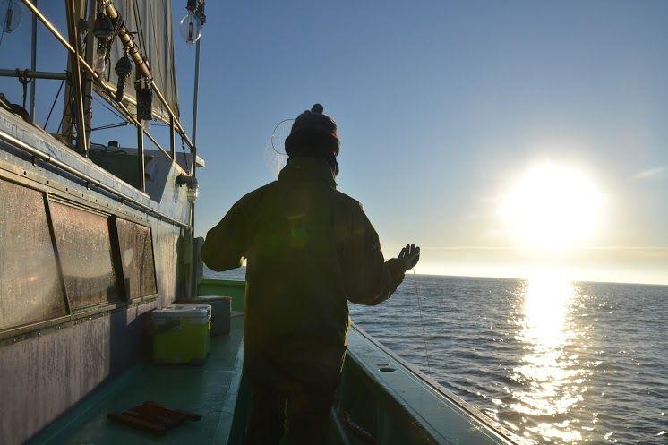 約7時間、個人のペースで釣りを楽しめます。