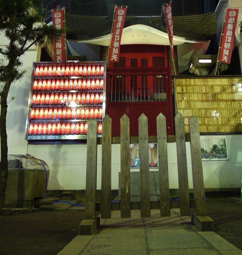 歌舞伎町の女神・弁財天
