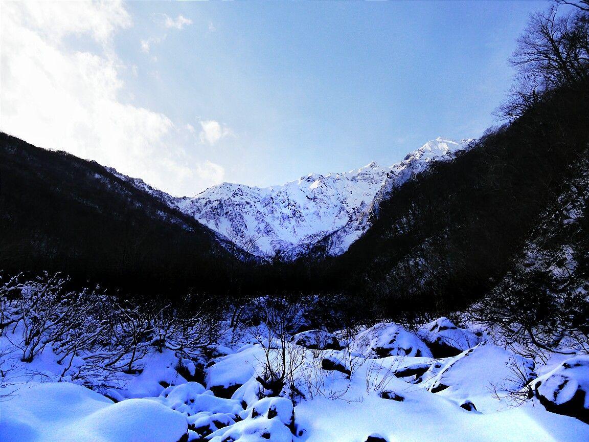 ロッククライミングの聖地・一ノ倉沢も絶景スポット!