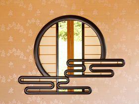 その伝統的手法が面白い!東京「浜離宮恩賜庭園」にある日本茶屋