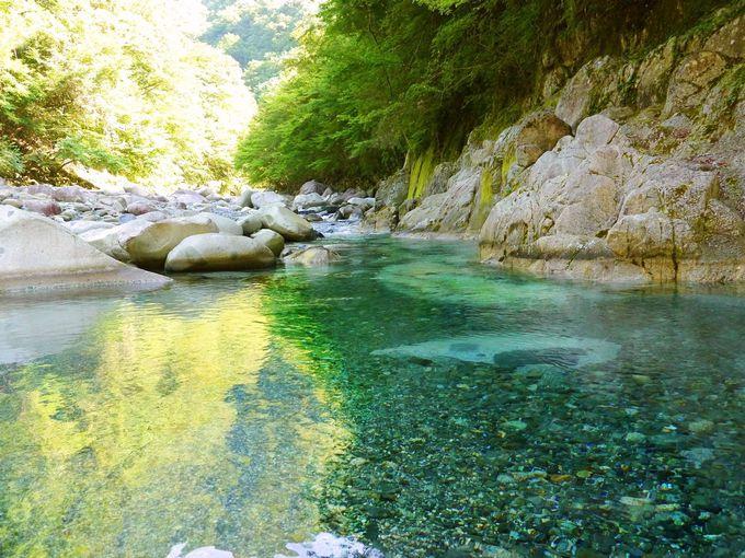 3. ユーシン渓谷(神奈川県)