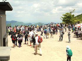 筑波山(茨城)を「筑波山きっぷ」でお得に奇妙にハイキング!