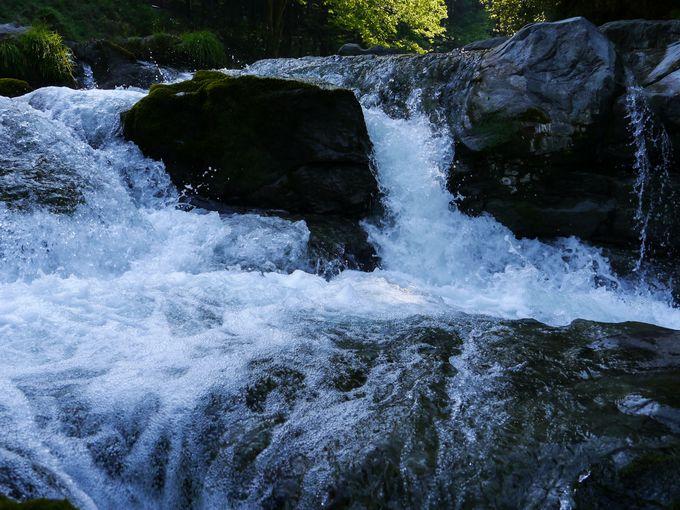 秋川渓谷といえばこれ!石舟橋は一番人気のヒーリングスポット