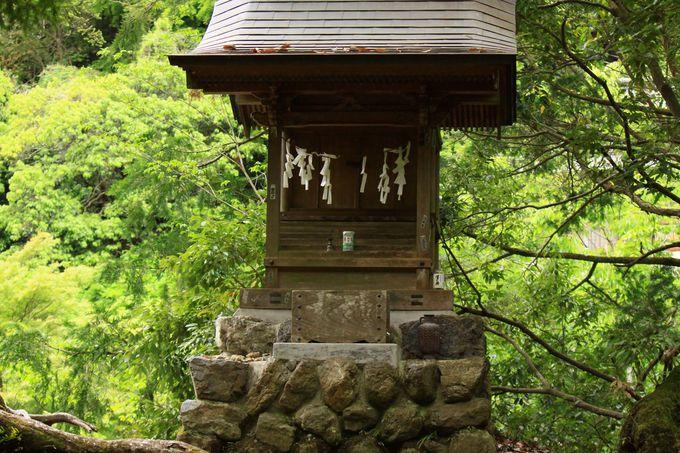 鳩ノ巣渓谷は巨大スラブが良い景観