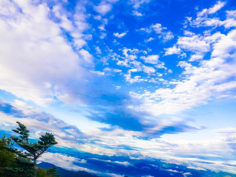 超展望の国師岳・北奥千丈岳!日本一高い大弛峠から幽玄の120分登山
