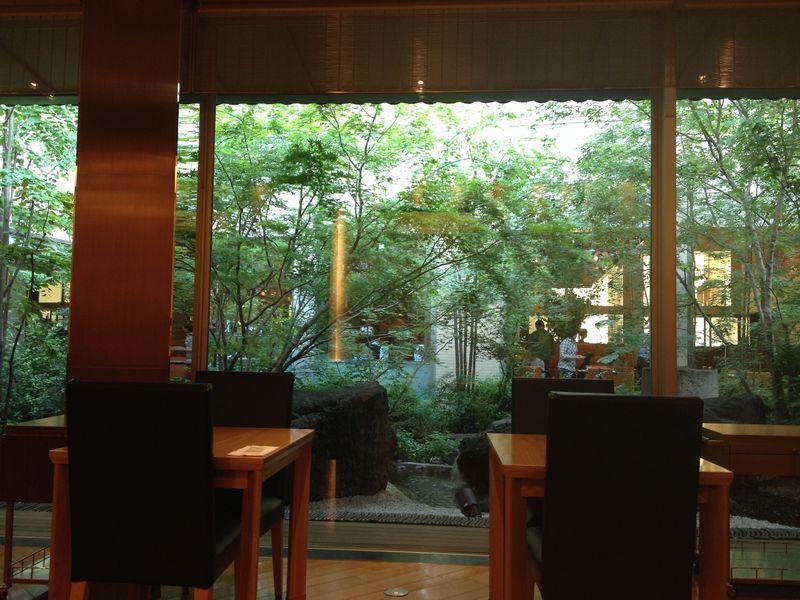 古き良き日本と和モダンの融合「庭のホテル東京」