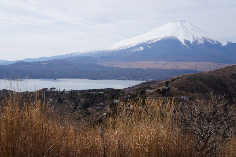 平尾山からの富士山も素晴らしい!