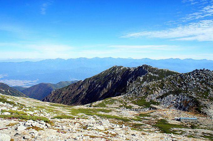 さすがは日本百名山!大展望の木曽駒ヶ岳山頂!