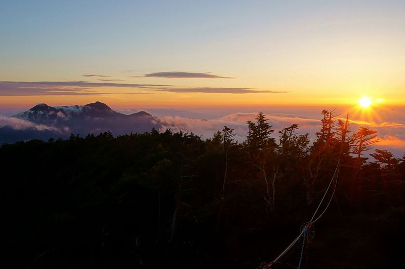 日光の信仰と文化の礎!二荒山神社中宮祠から霊峰・男体山へ登拝!