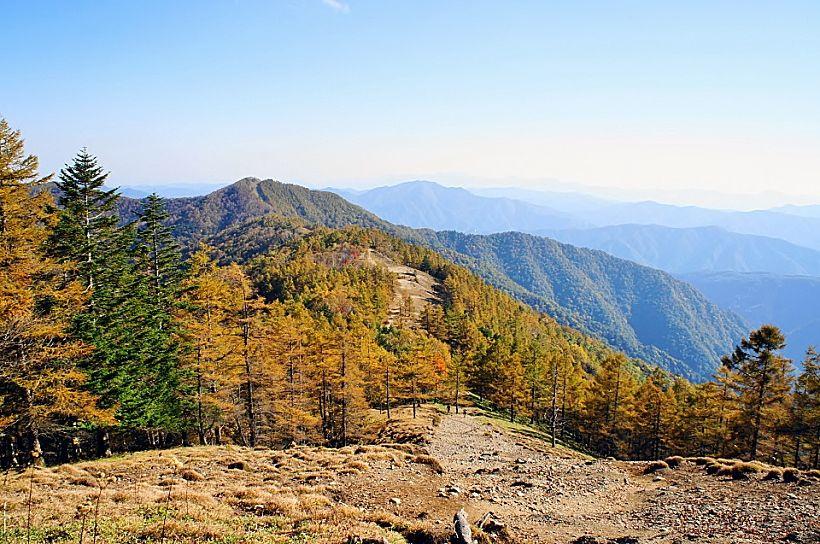 開放感溢れる尾根と大展望!東京都最高峰・雲取山へ行こう!