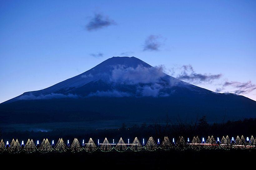刻々と変化する表情豊かな富士山を満喫しよう!