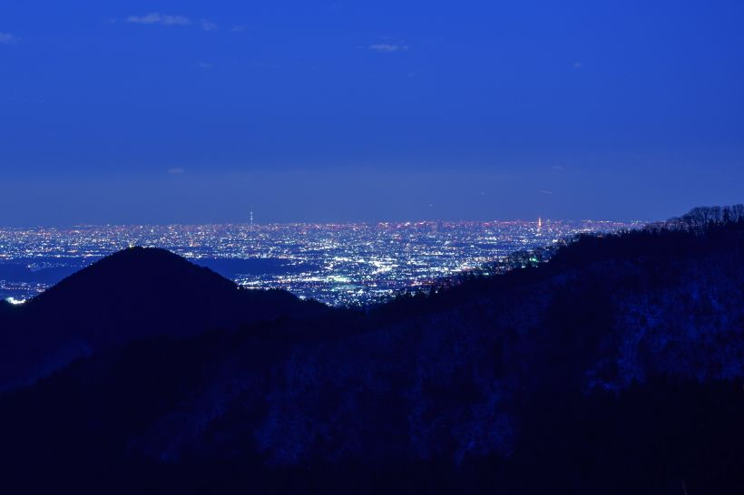 関東屈指の霊山!東京・御岳山の冬ならではの眺望と自然を満喫しよう!