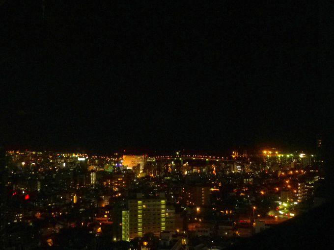 那覇随一を誇る夜景