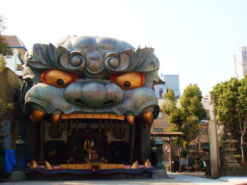 ディープ&コテコテ!大阪のトンデモ寺社仏閣・3スポットで元気をもらおう