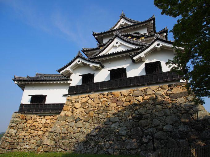 世界遺産暫定リスト 国宝!彦根城