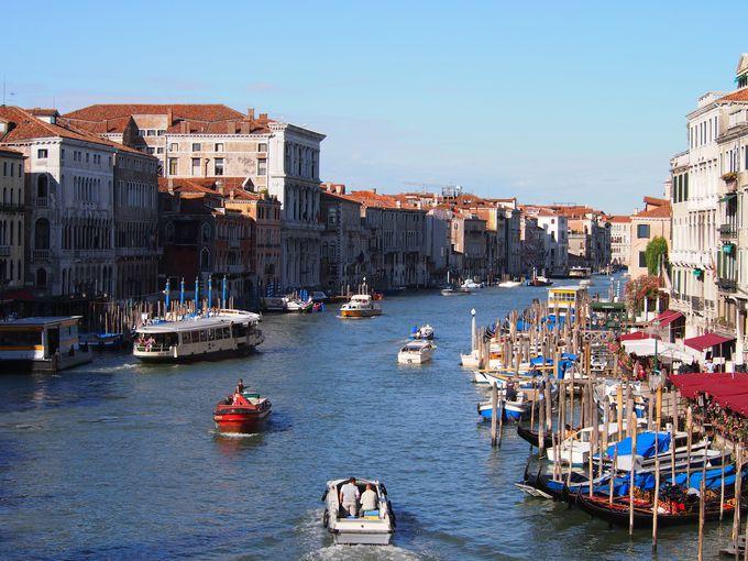 世界が憧れる美都市!歩くだけで絵になる水の都「ヴェネチア」(イタリア)
