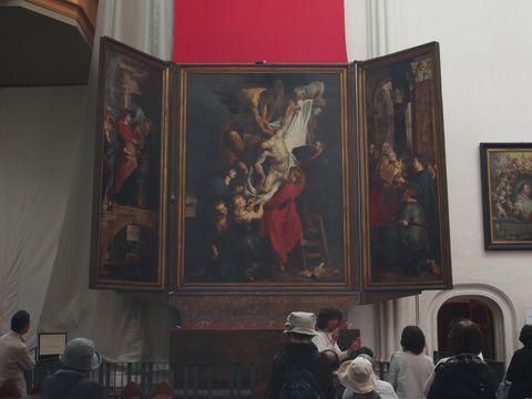 『フランダースの犬』のネロが見た絵のある美と芸術の街、アントワープ