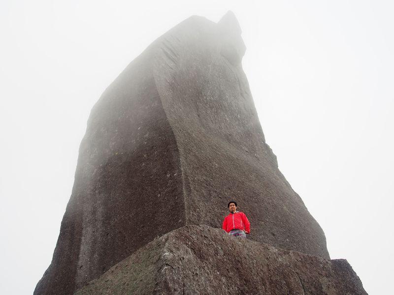 屋久島・太忠岳!世界遺産の空にそびえる天柱石を目指して!