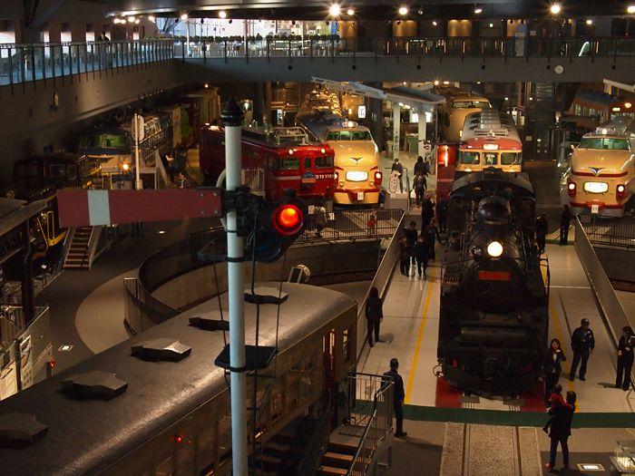 """これが""""てっぱく""""だ!大人も子供もワクワクする「鉄道博物館」"""