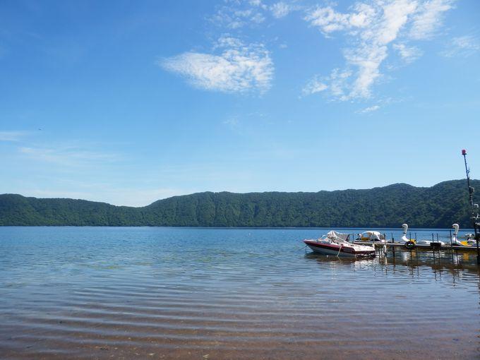 登別温泉から是非ドライブにオススメ!「倶多楽湖」