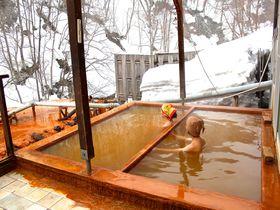 世界に二つしかない石灰華ドーム!秘湯・北海道「二股らぢうむ温泉」は効能が五つ星♪|北海道|トラベルjp<たびねす>