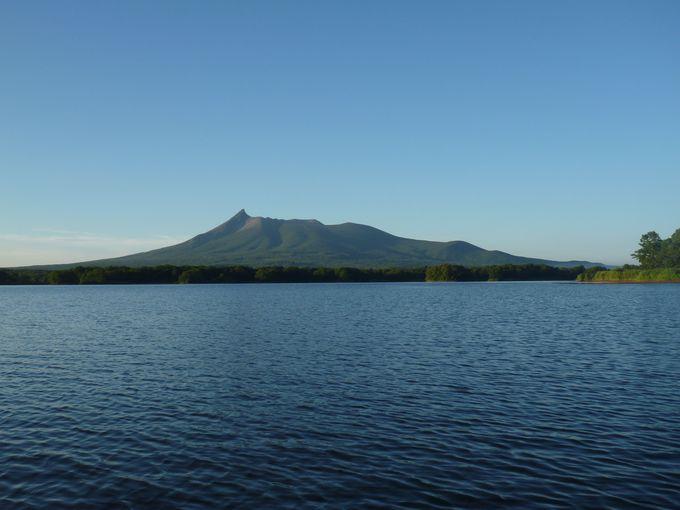 大自然・駒ヶ岳と三つの湖