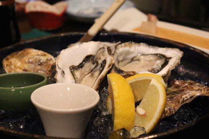 ぷりっぷりの浦村牡蠣を堪能しよう!