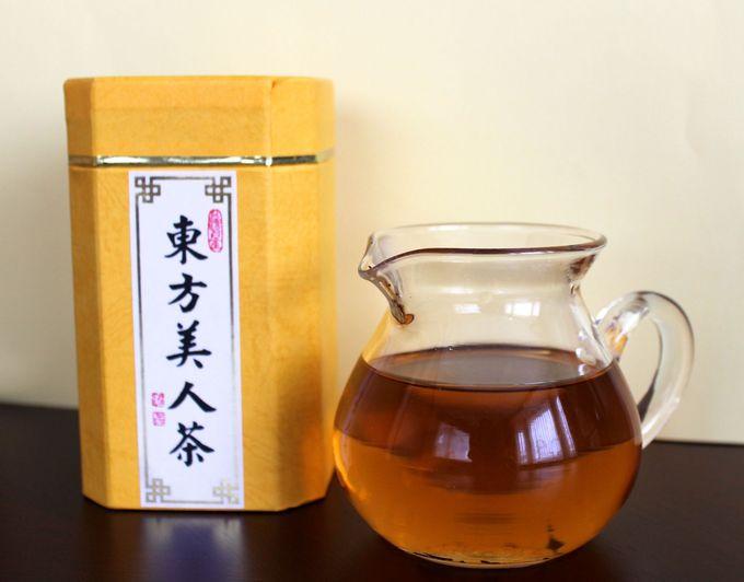 女性に人気がある「東方美人茶」