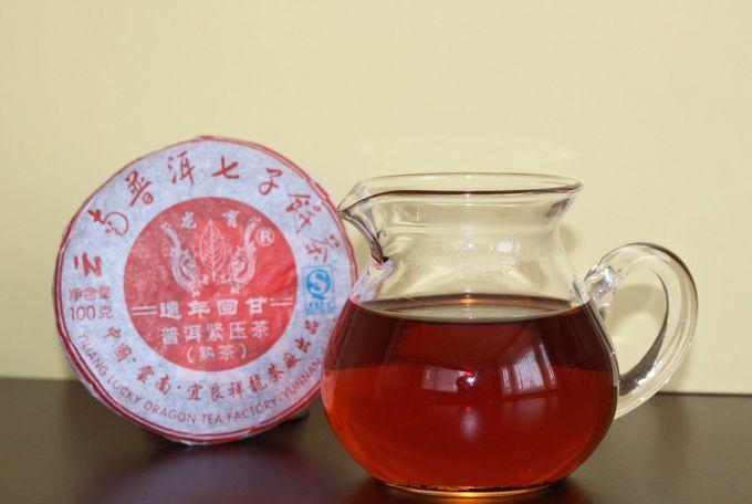 ダイエットに効果がある「プーアール茶」