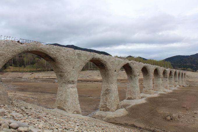 なぜ「幻のタウシュベツ橋」なのか?