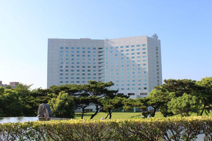 緑に包まれた「パークビューホテル・花蓮美侖大飯店」