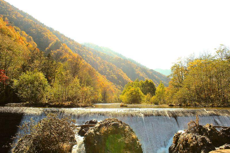 マイナスイオン溢れる!北海道・中札内村「ピョウタンの滝」