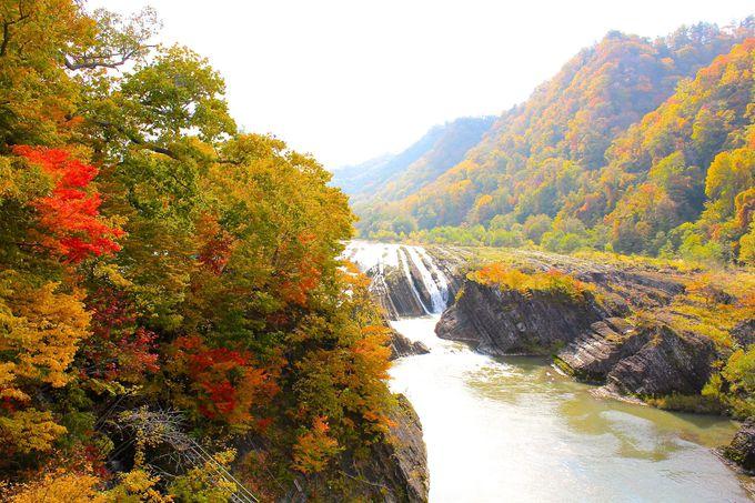 滝と奇岩が織りなす「千鳥ヶ滝」