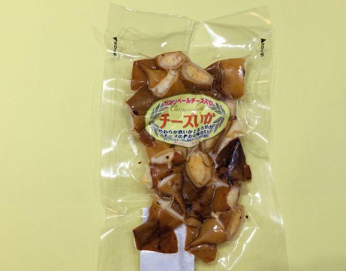 「チーズいか」611円