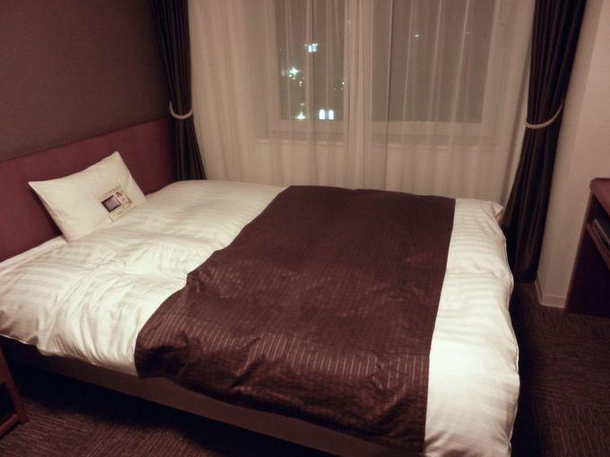 広々としたらくちんベッドの訳は?