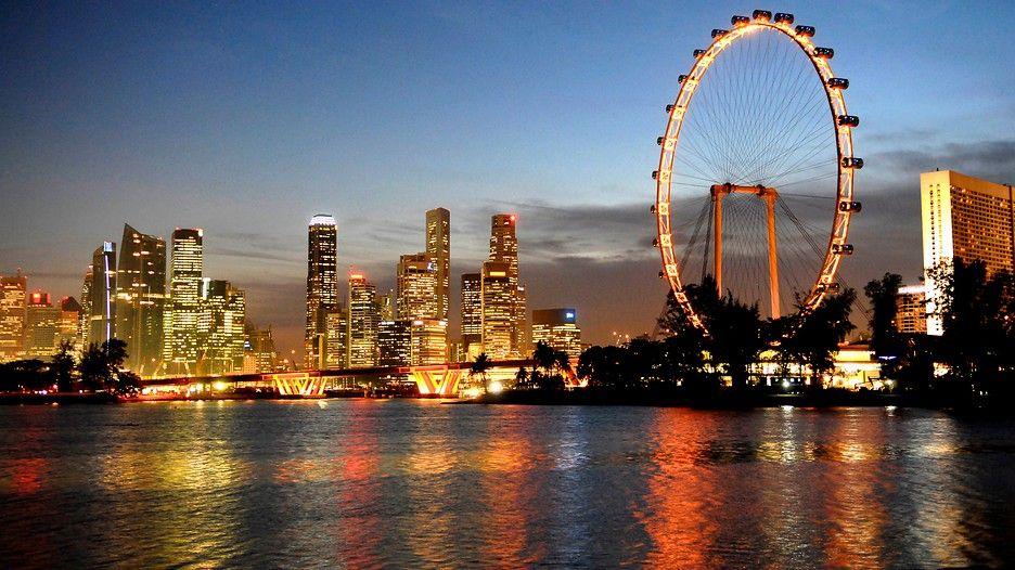 9.シンガポールフライヤー
