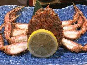アズの極みお宿「川湯第一ホテル忍冬」北海道のあずましい宿で4大ガニの食べ比べ!|北海道|トラベルjp<たびねす>