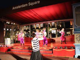 ハウステンボス・アムステルダム広場「仮面舞踏会」を楽しもう!|長崎県|トラベルjp<たびねす>