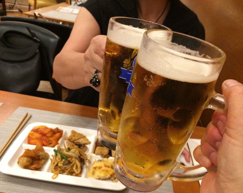 女子に優しい!ホテルでビール飲み放題「ホテルニューオータニイン札幌」