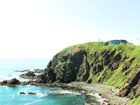 「襟裳岬観光」は強風でも大丈夫!風の館でアザラシウオッチングや風体験|北海道|トラベルjp<たびねす>