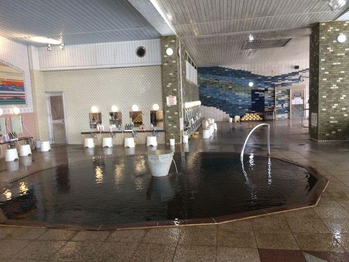 美人の湯「モール温泉」を楽しもう!
