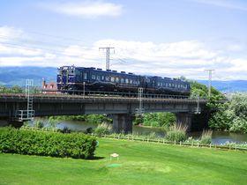 津軽海峡を眺望!道南いさりび鉄道「ながまれ号」で函館から木古内町へ|北海道|トラベルjp<たびねす>