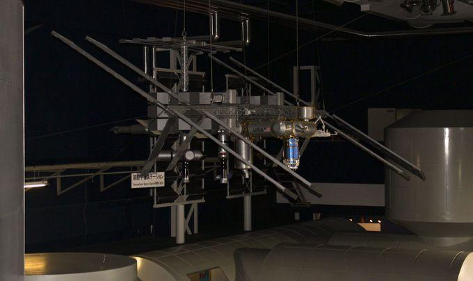 「国際宇宙ステーション」が間近に!「きぼう」の生活を覗いてみよう!